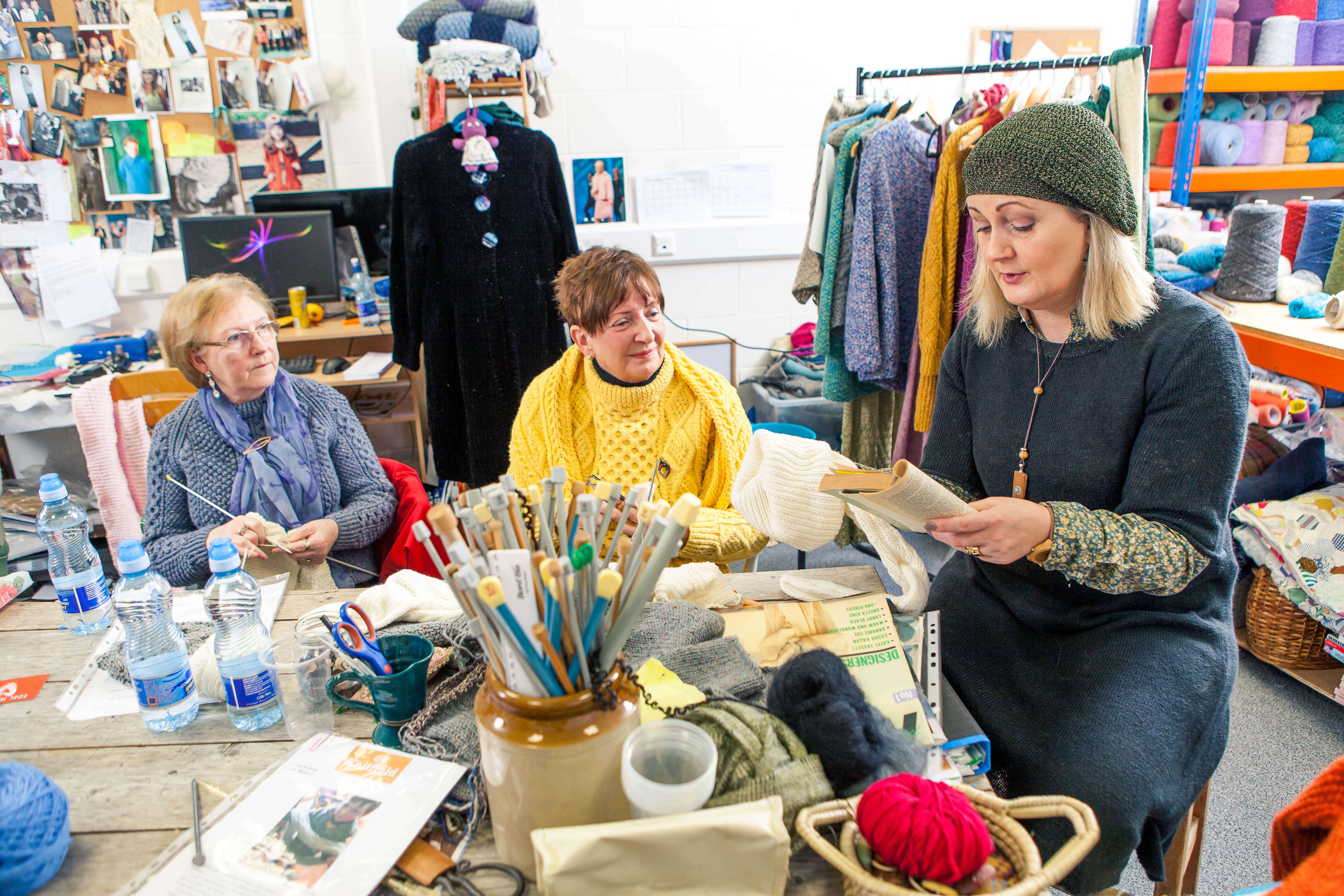 - Ireland Knitting Tour