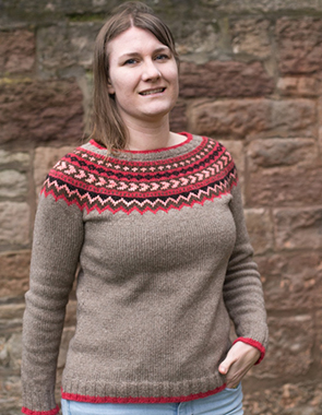 Emily Wessel Knitting Instructor Tin Can Knits - Knitting Tours of Scotland