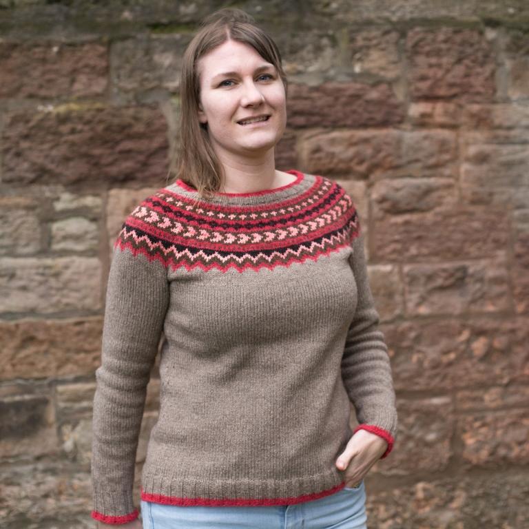 Knitting Holidays Scotland : Una mcdonagh knitting tours