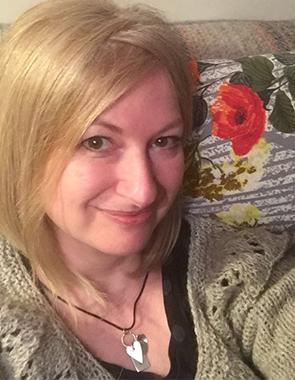 Sarah Berry Knitting Designer and Instructor - Scotland Knitting Tours