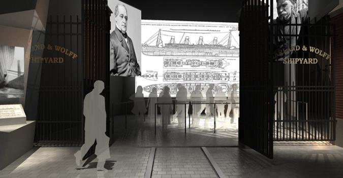 Titanic Museum Belfast Knitting Tours of Ireland and Northern Ireland