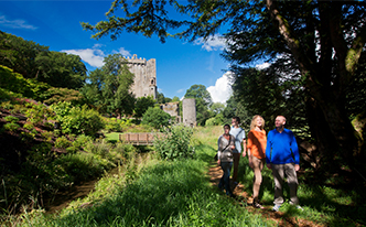 Blarney Castle- Kerry & Kilkenny Irish Knitting and Craft Tour