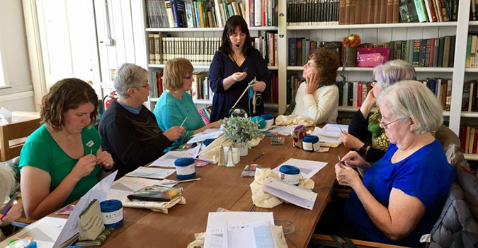 Donegal Knitting Tours of Ireland and Northern Ireland