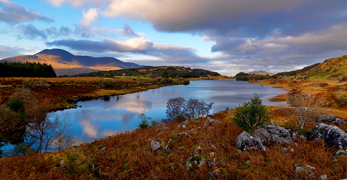 Connemara Galway - South of Ireland Knitting Tour