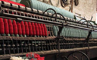 Stop off at the traditional Cushendale Woollen Mill- Southwest Ireland Kerry Knitting Retreat