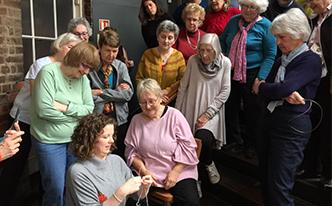Dublin Knitting Tour of Ireland and Northern Ireland
