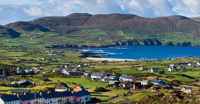 Beara Peninsula Cork Southwest of Ireland Luxury Knitting Retreat