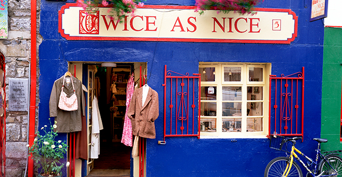 Galway Knitting Tours of Ireland