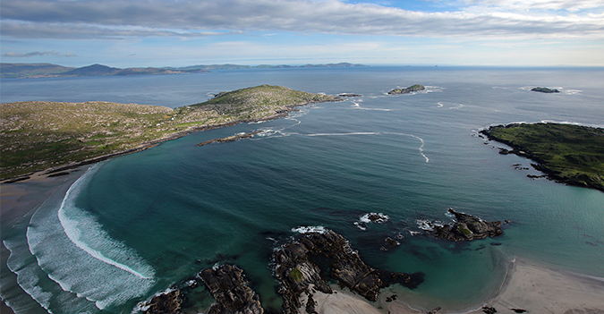 Travel the Scenic Famous Ring of Kerry - Southwest Ireland Kerry Knitting Retreat