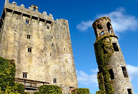 Blarney Castle - South of Ireland Knitting Tour