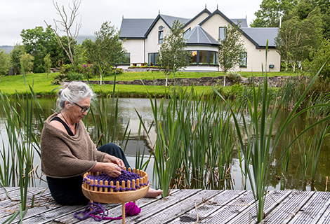 Kerry - South of Ireland Knitting Tour