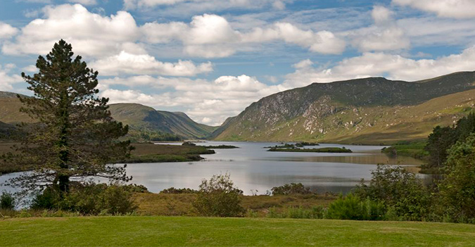 Glenveagh National Park - Donegal Northwest Ireland Knitting Retreat