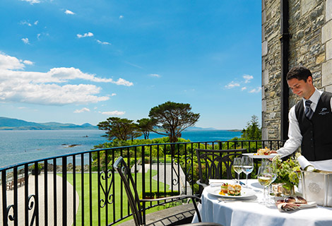 Luxury Accommodation Parknasilla Hotel and Resort- Southwest Ireland Kerry Knitting Retreat