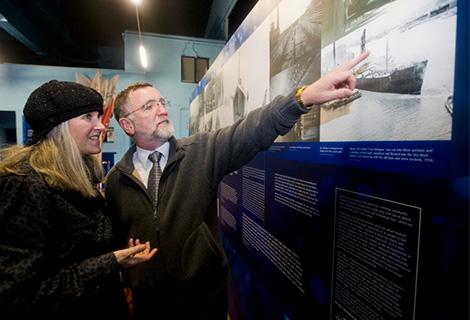 Titanic Museum Belfast - Knitting Tours of Ireland and Northern Ireland