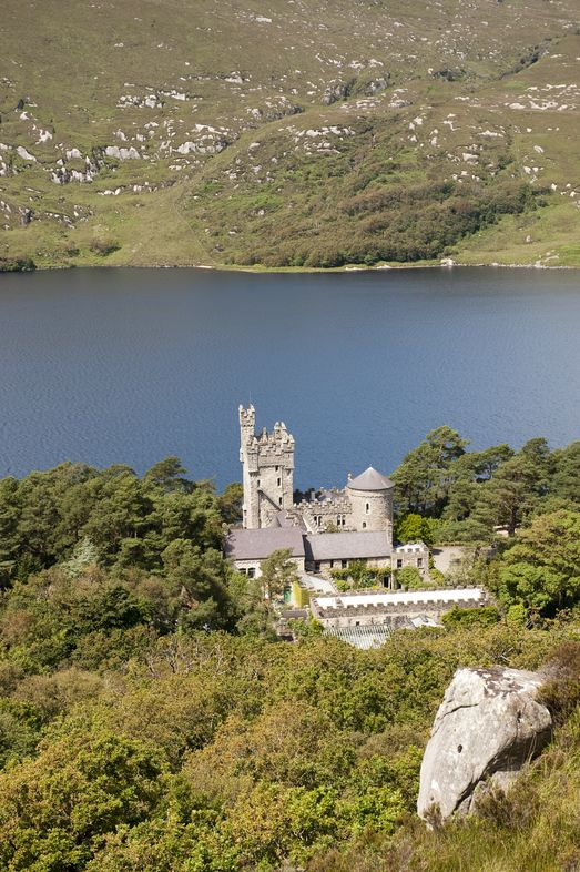 Glenveagh National Park- Donegal Northwest Knitting Retreat