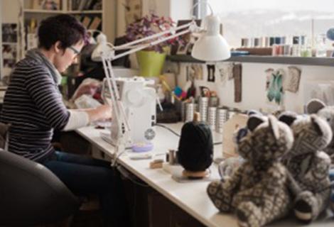 Shetland Knitting Tour