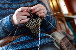 Shetlands Knitting Tour
