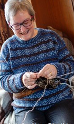 Shetlands Knitting Tour