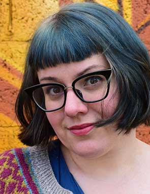 Karie Westermann, Glasgow Knitting Instructor